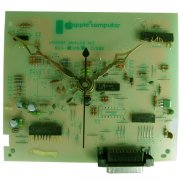 Apple Clock - 1986 Circuitboard